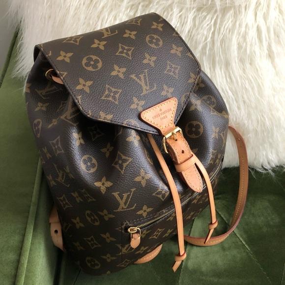 4a1c76811f Louis Vuitton Handbags - Louis Vuitton Montsouris monogram backpack